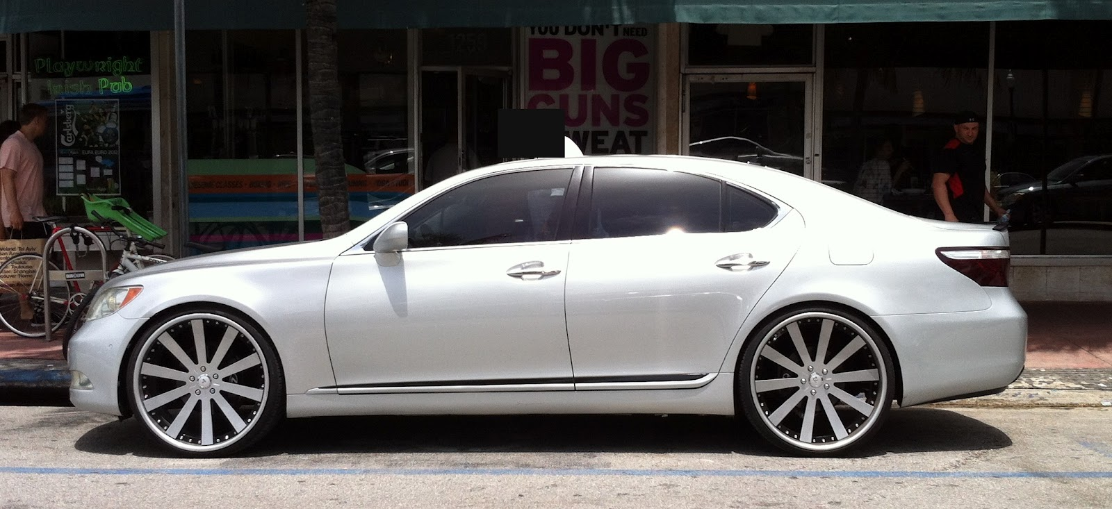 Box Shaped Cars >> Lexus Ls 2012 Review Amazing Pictures And Images Look At