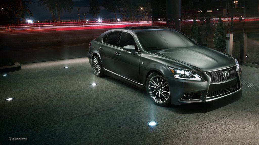Lexus LS 2015 photo - 2
