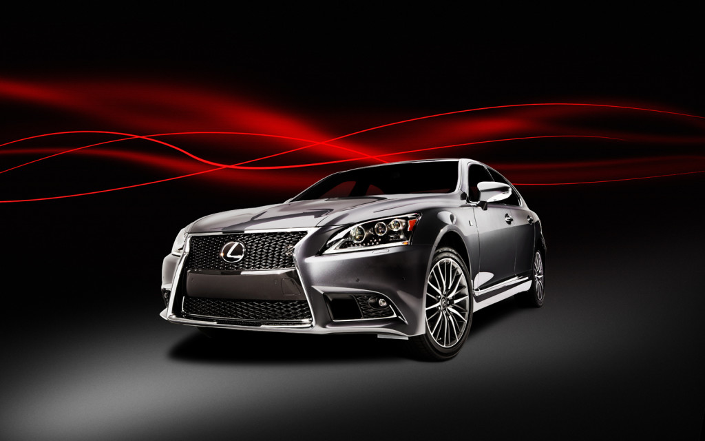 Lexus LS 2015 photo - 3