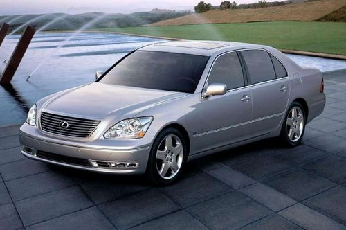 lexus ls 430 2001 review amazing pictures and images. Black Bedroom Furniture Sets. Home Design Ideas