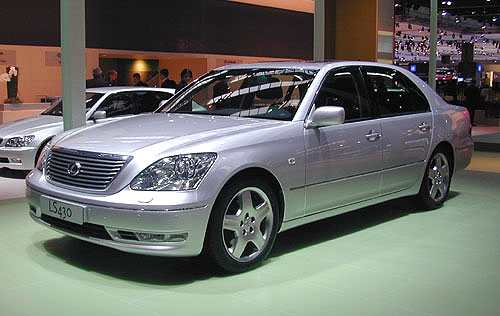 lexus ls 430 2001 review amazing pictures and images look at the car. Black Bedroom Furniture Sets. Home Design Ideas