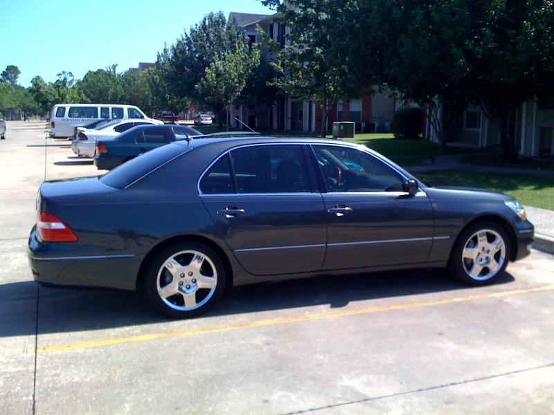 Lexus Ls 430 2005 Review Amazing Pictures And Images Look At The Car