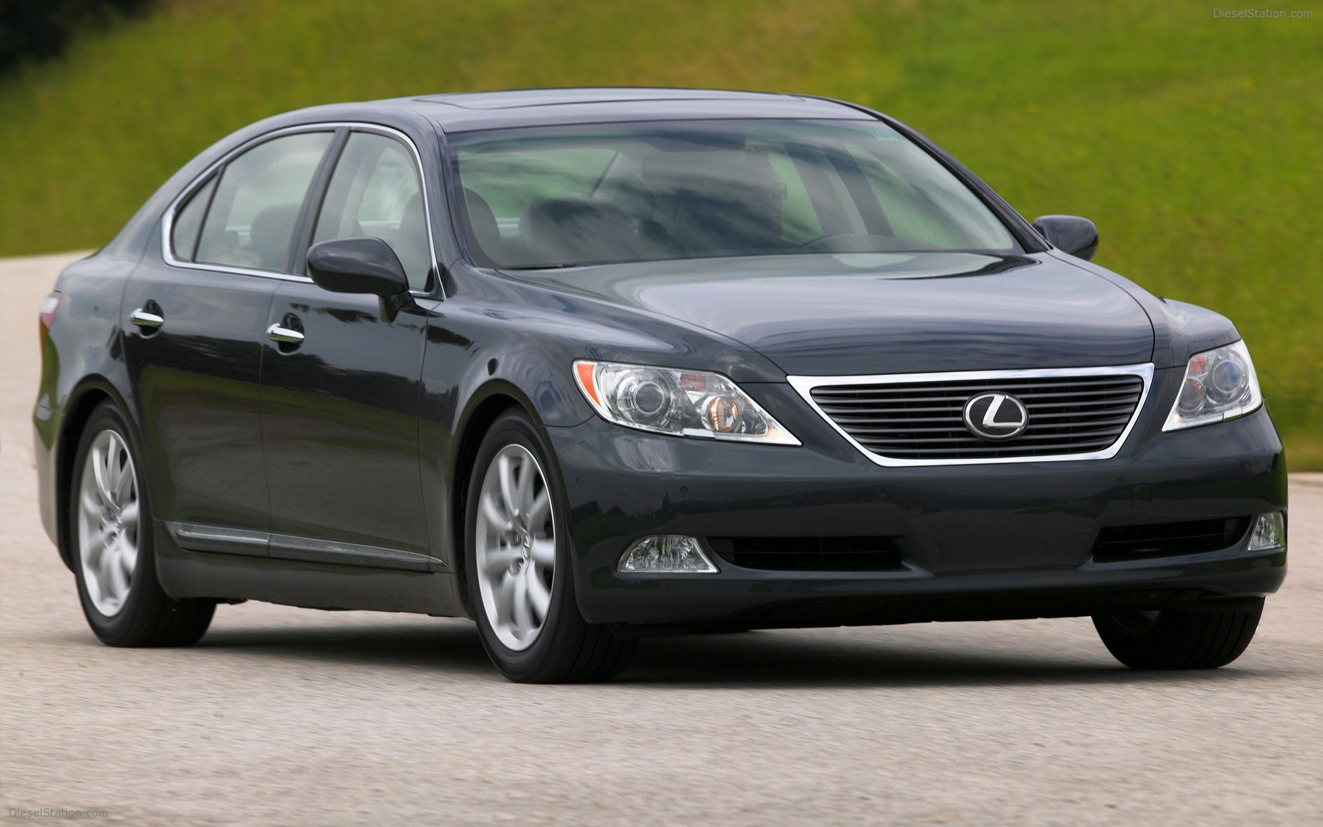 Lexus ls 460 l 2008 photo - 4