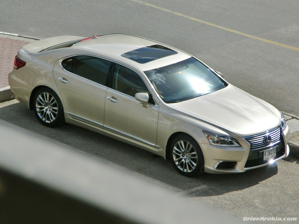 Lexus ls 460 l 2014 photo - 2