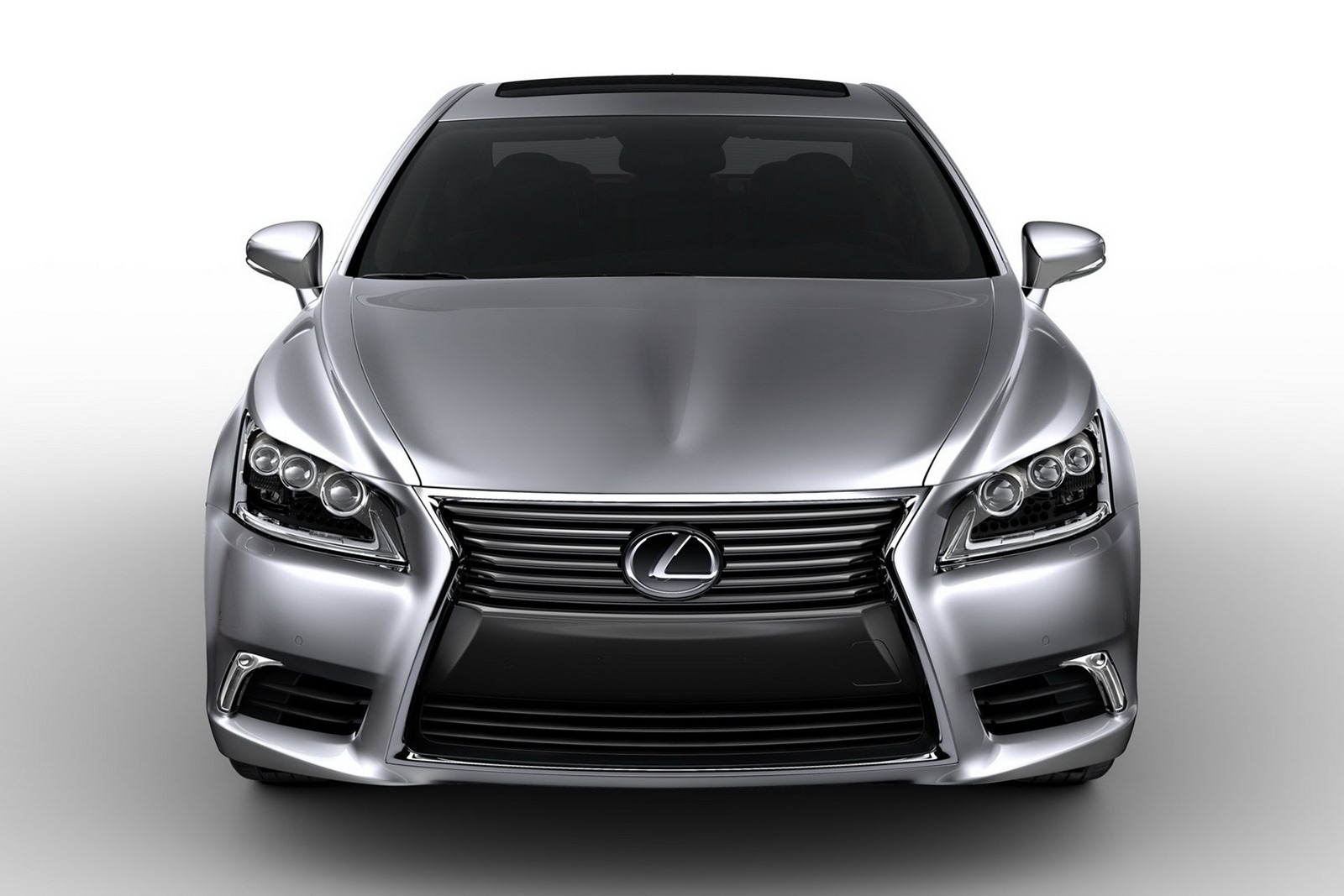 Lexus ls 460 l 2014 photo - 4
