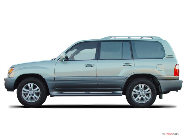 Lexus LX 2005 photo - 2