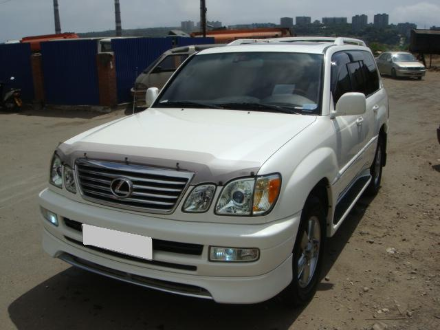 Lexus LX 2005 photo - 3