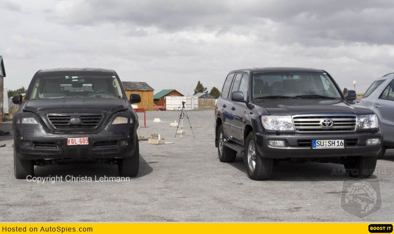 Lexus LX 2006 photo - 2
