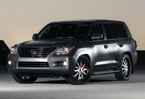 Lexus LX 2010 photo - 2