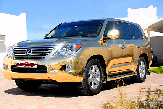 Lexus LX 2010 photo - 4