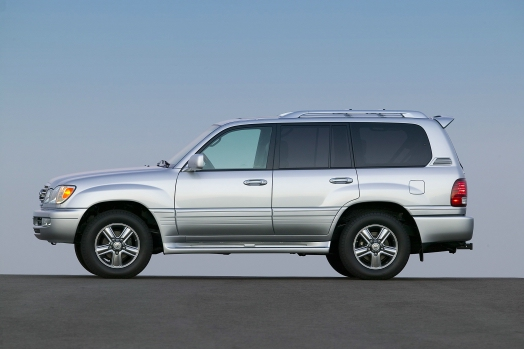 Lexus LX 470 2007 photo - 5