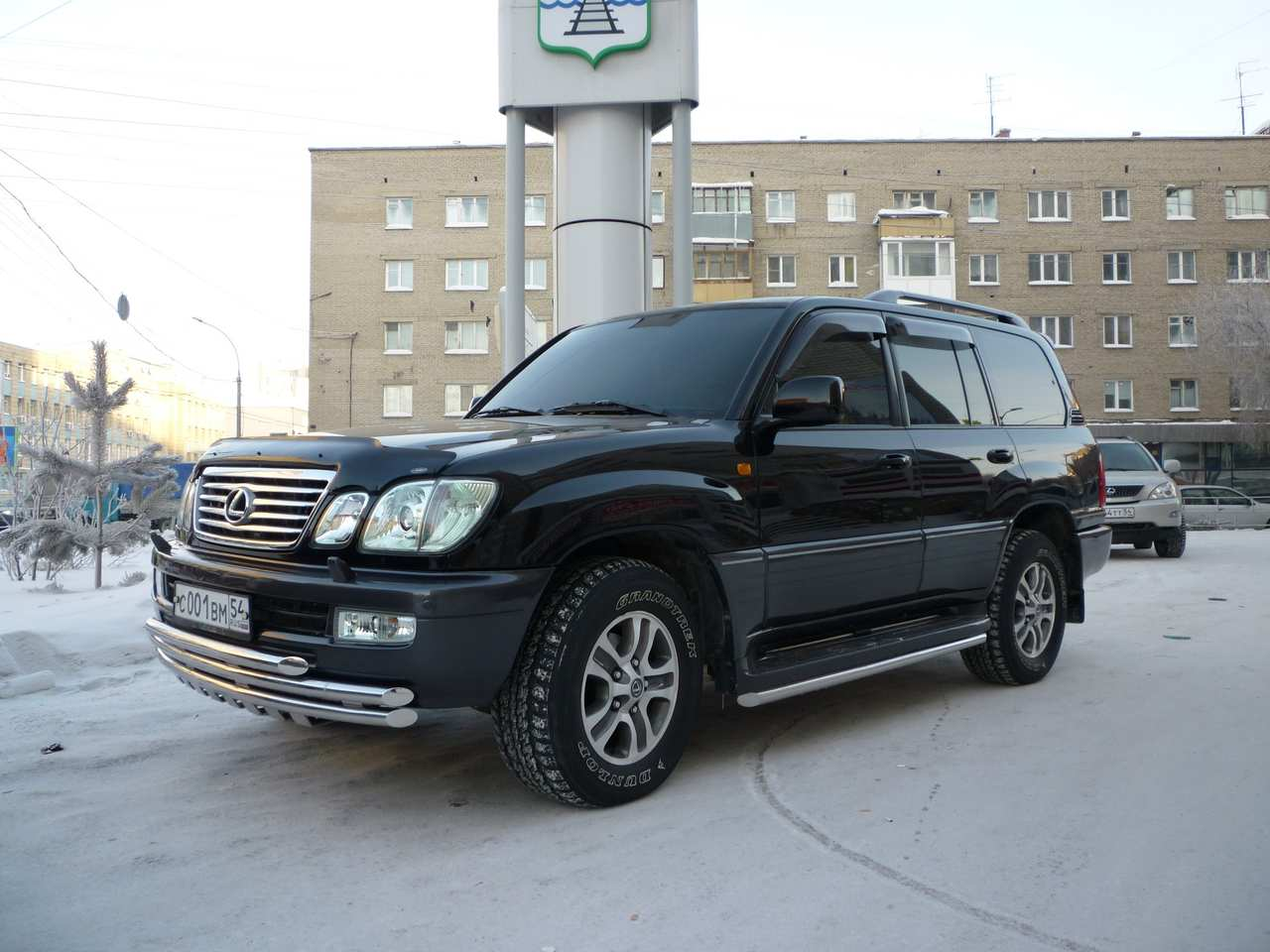 Lexus Lx 470 2008 Review Amazing Pictures And Images