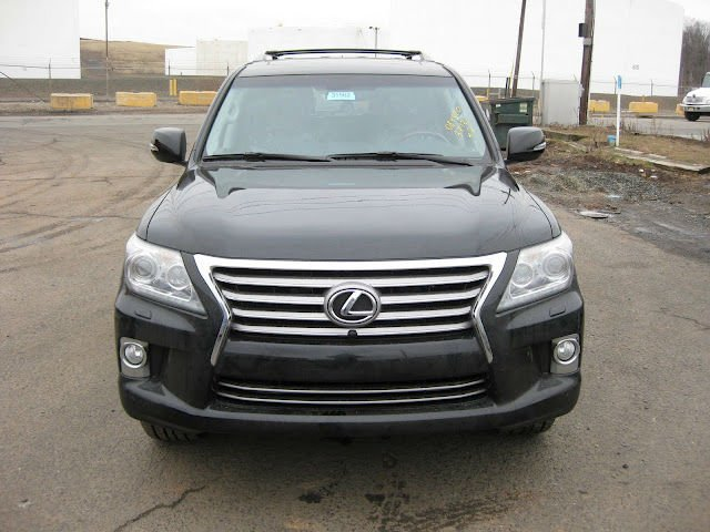Lexus lx 570 2013 photo - 3