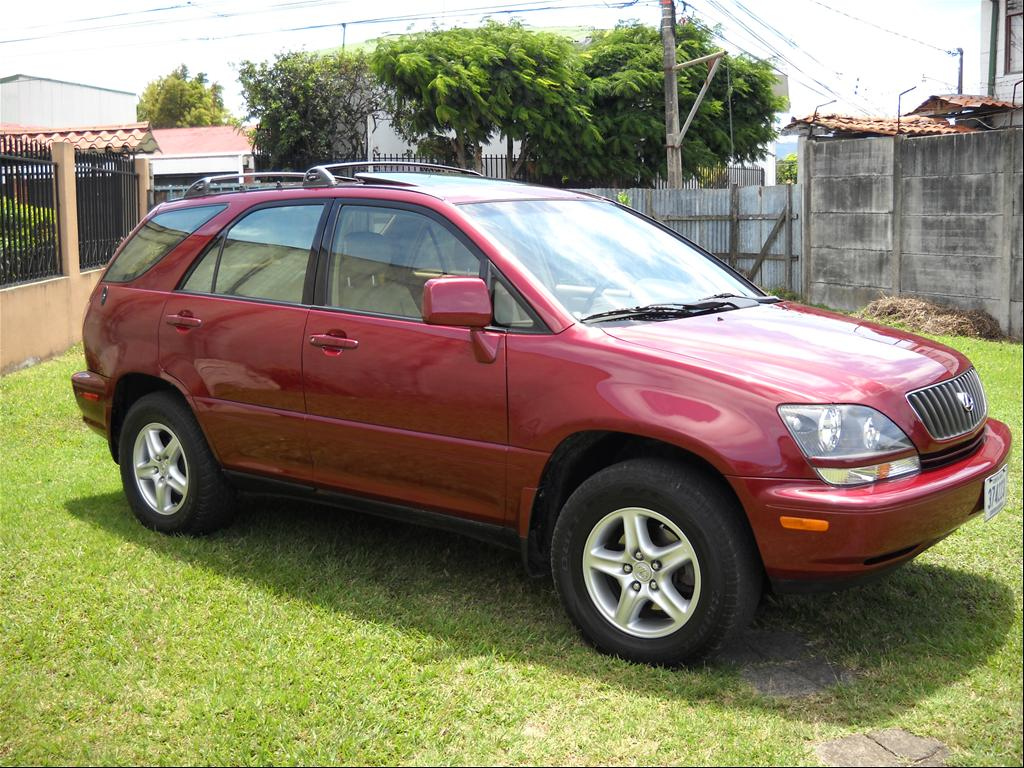 Lexus rx 2001 photo - 3