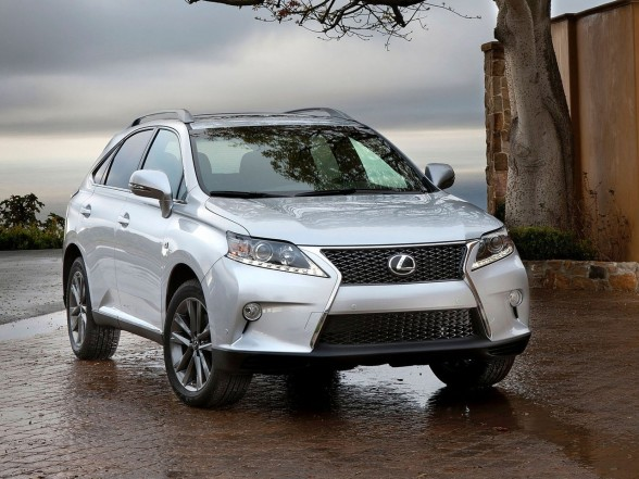 Lexus rx 2013 photo - 1