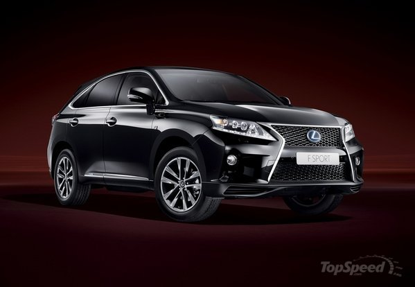 Lexus rx 2013 photo - 2