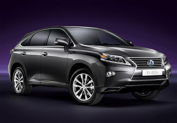 Lexus rx 2013 photo - 3