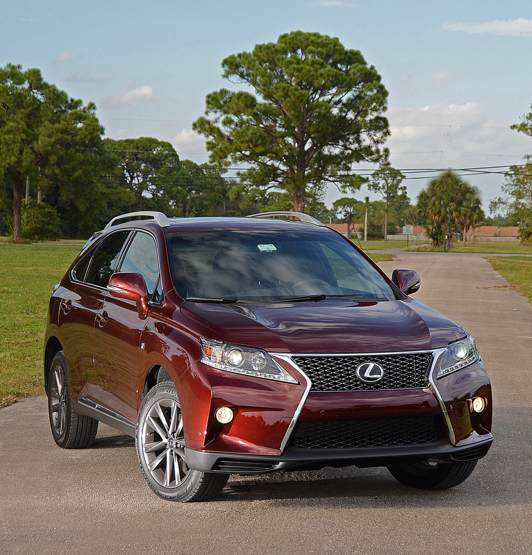 Lexus rx 2014 photo - 2