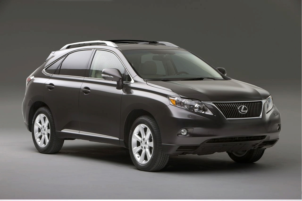 Lexus rx 2014 photo - 4