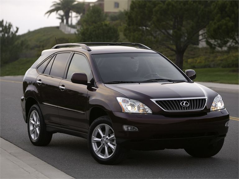Lexus RX 300 2007 photo - 5