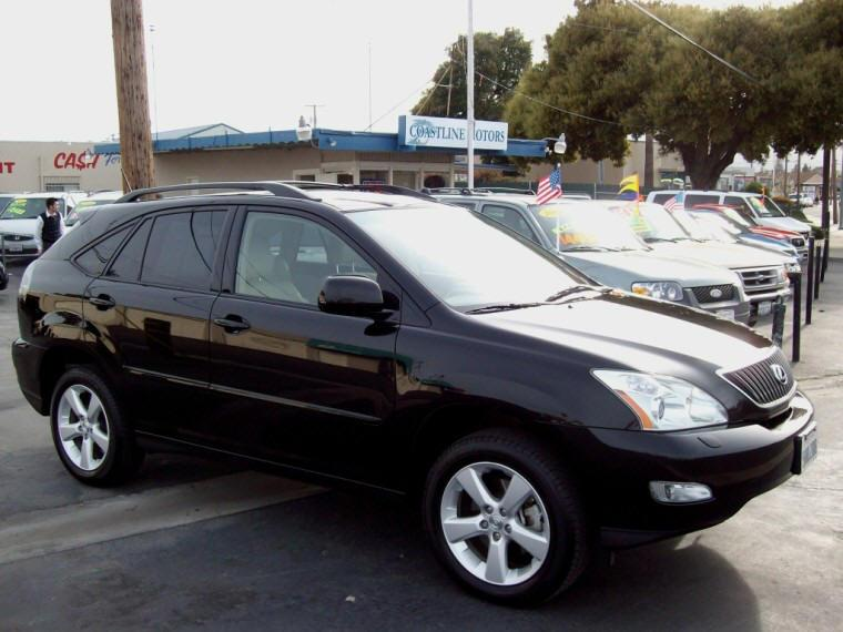 Lexus RX 350 2005 photo - 2