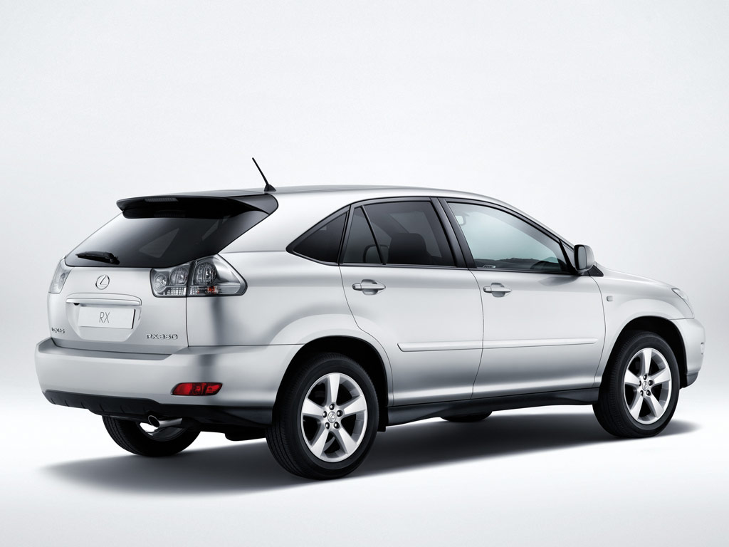 Lexus RX 350 2005 photo - 3
