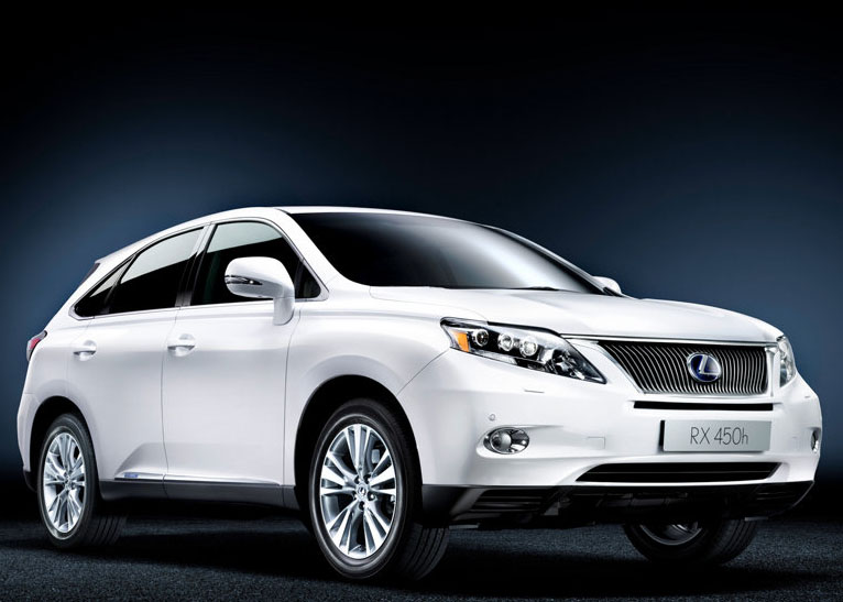 Lexus RX 450 H 2011 photo - 3
