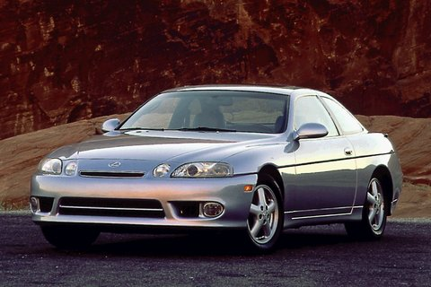 Lexus SC 2000 photo - 2