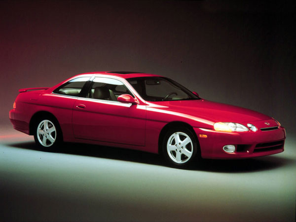 Lexus SC 2000 photo - 3
