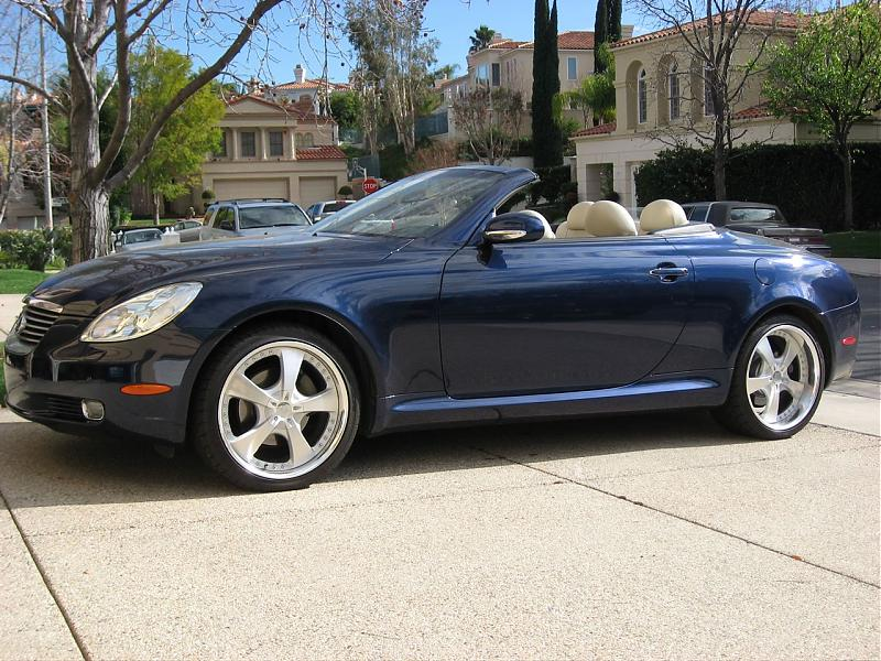 Lexus SC 430 2002 photo - 3