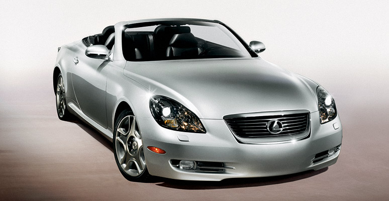 Lexus SC 430 2003 photo - 2