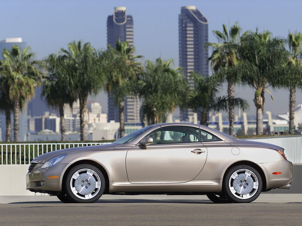 Lexus SC 430 2003 photo - 3