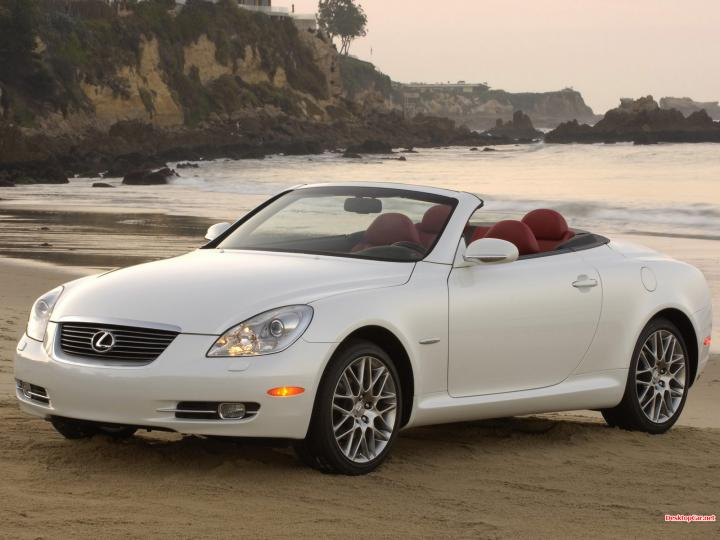 Lexus SC 430 2003 photo - 4