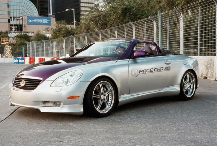 Lexus sc 430 2005 photo - 1