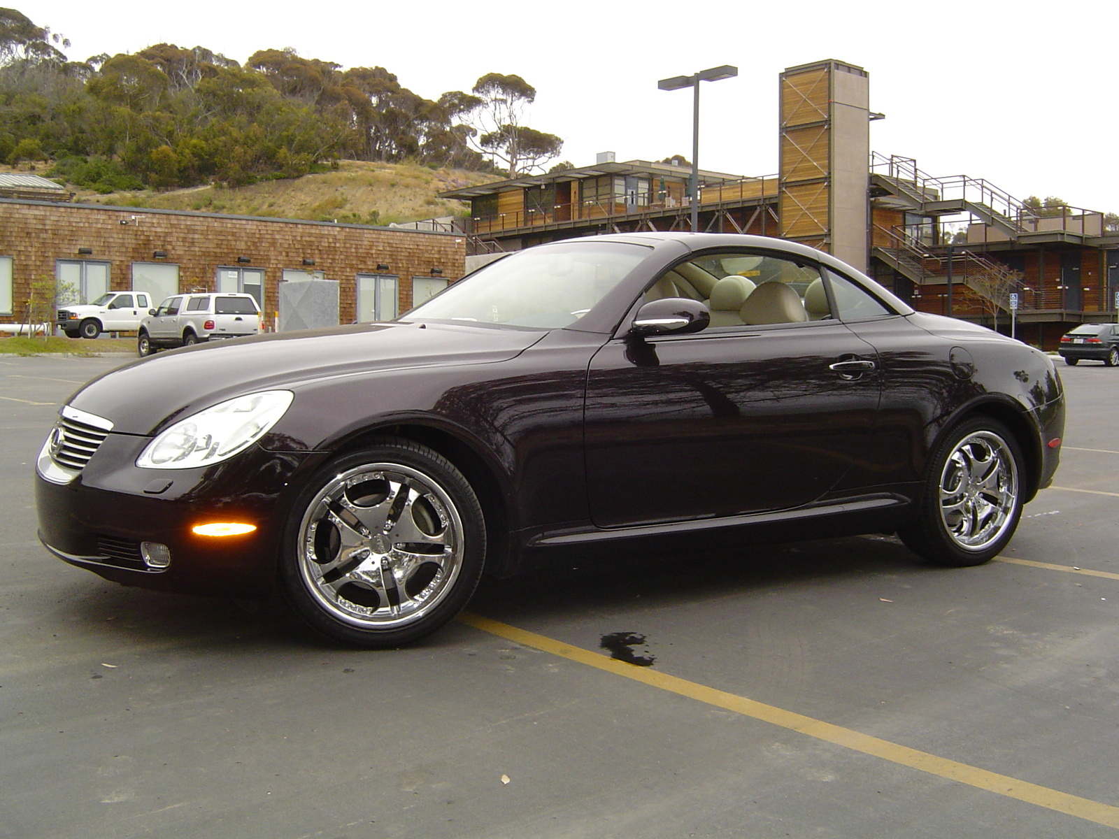Lexus SC 430 2007 photo - 1