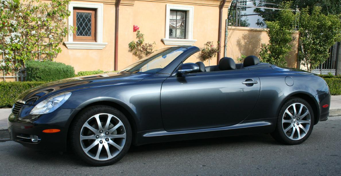 Lexus SC 430 2007 photo - 2