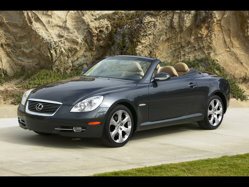 Lexus SC 430 2007 photo - 4