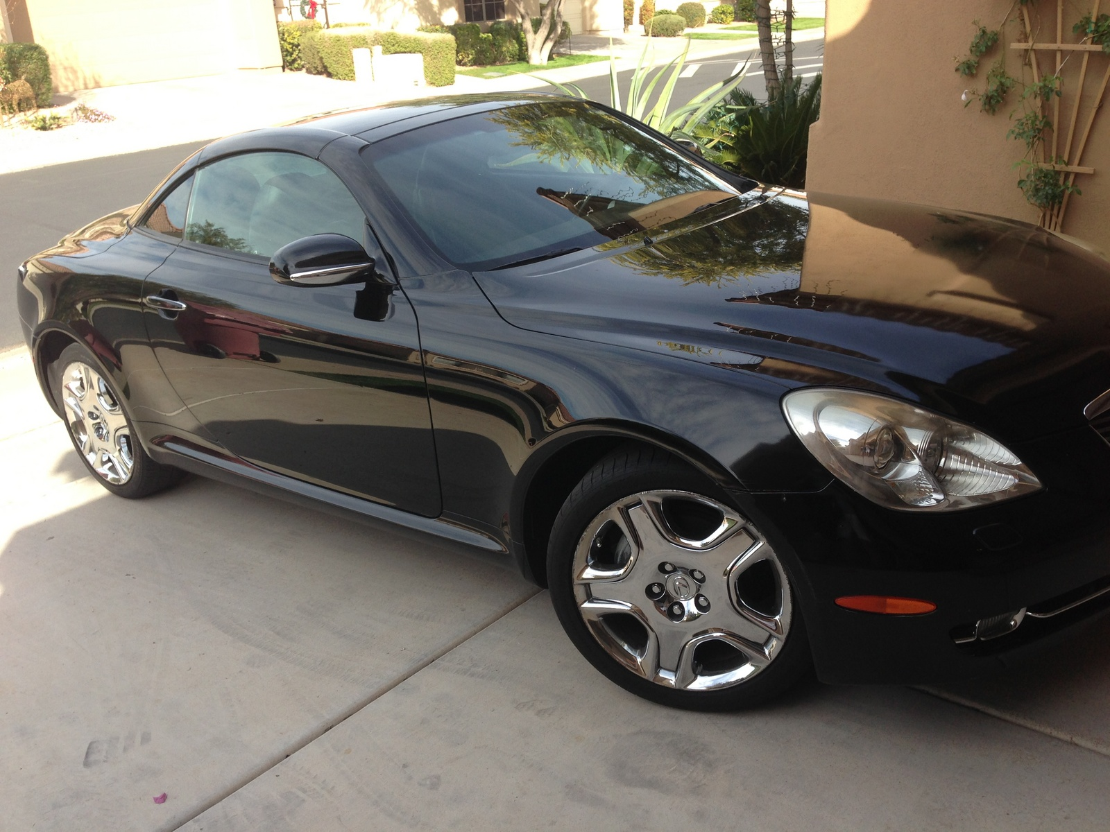 Lexus SC 430 2007 photo - 5