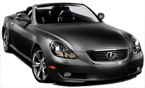 Lexus sc 430 2014 photo - 3