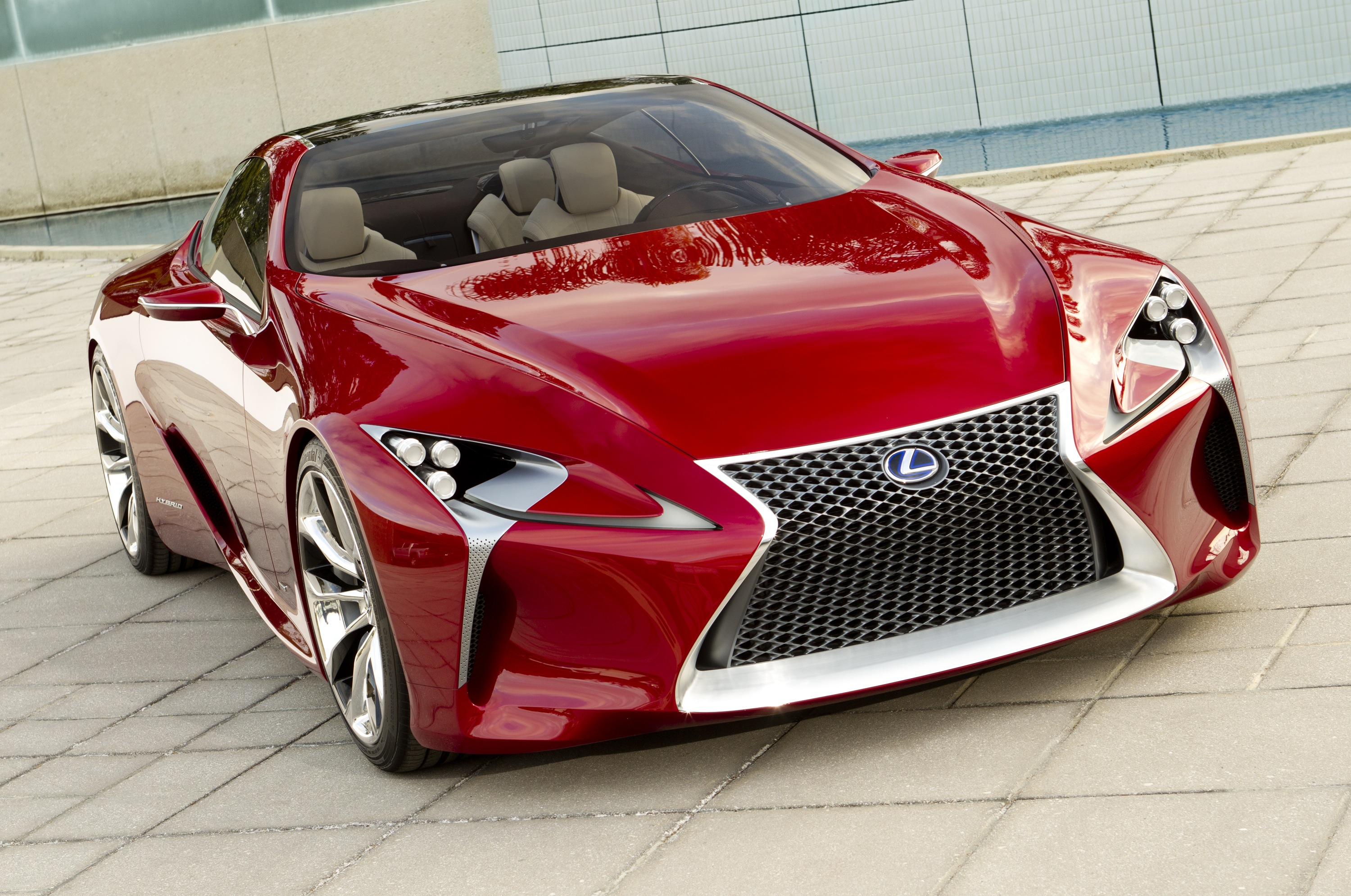 Lexus sc 430 2014 photo - 4