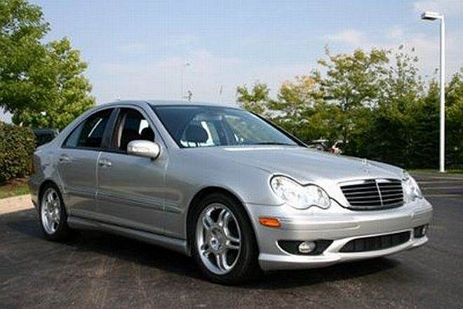 Mercedes Benz C 2002 Review Amazing Pictures And Images