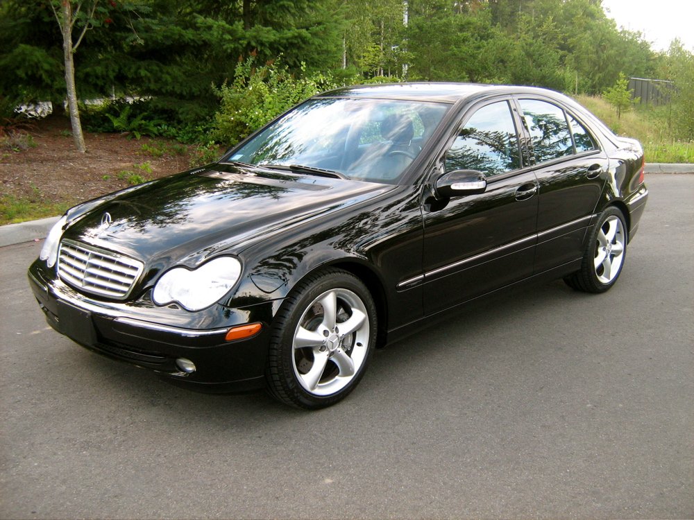 Mercedes Benz C230 2007 Photo 1