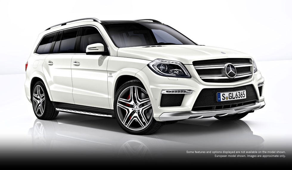 Mercedes Benz Gl 2013 Review Amazing Pictures And Images