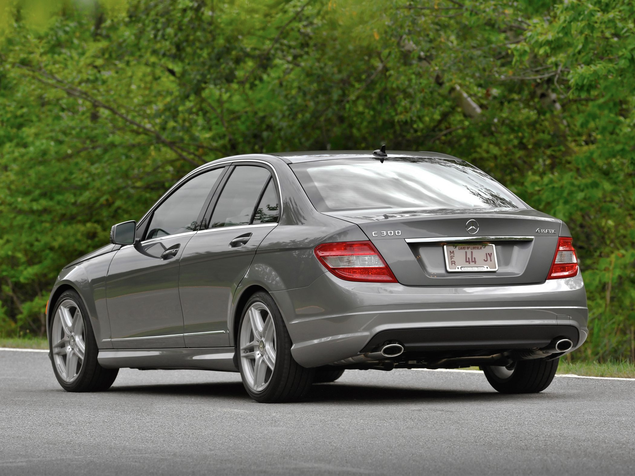Mercedes Benz C 2011 Review Amazing Pictures And Images Look At The Car
