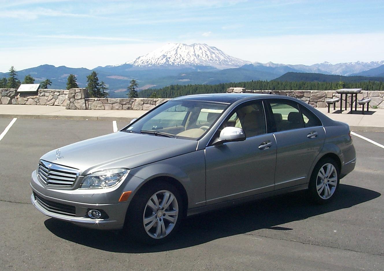 Mercedes benz c class 2008 review amazing pictures and for 2008 mercedes benz c230
