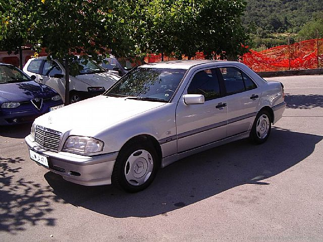Mercedes benz c180 1998 review amazing pictures and for C180 mercedes benz