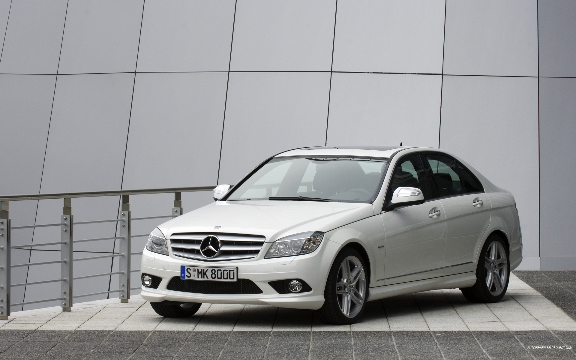 Mercedes-benz C180 2012 photo - 2