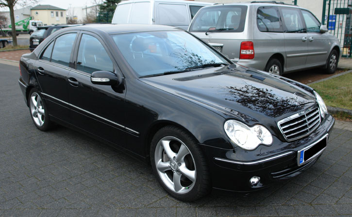 Mercedes Benz C200 2001 Review Amazing Pictures And Images Look At The Car