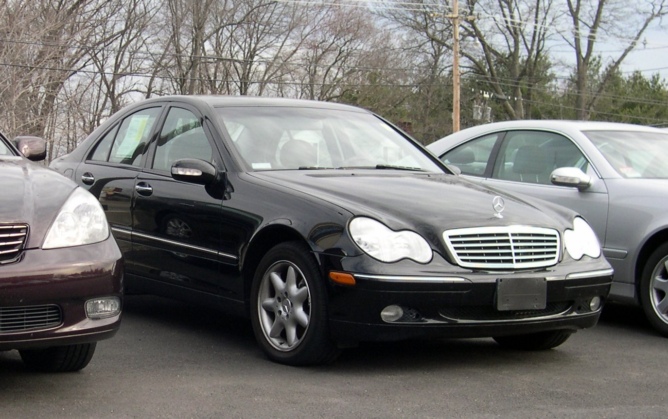 Image Gallery Mercedes Benz C240