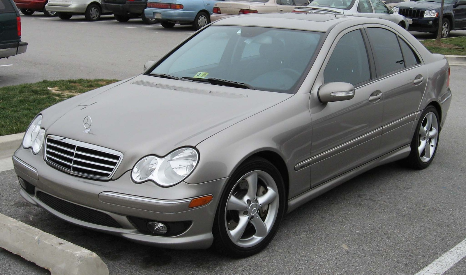 Mercedes Benz C240 2002 Review Amazing Pictures And